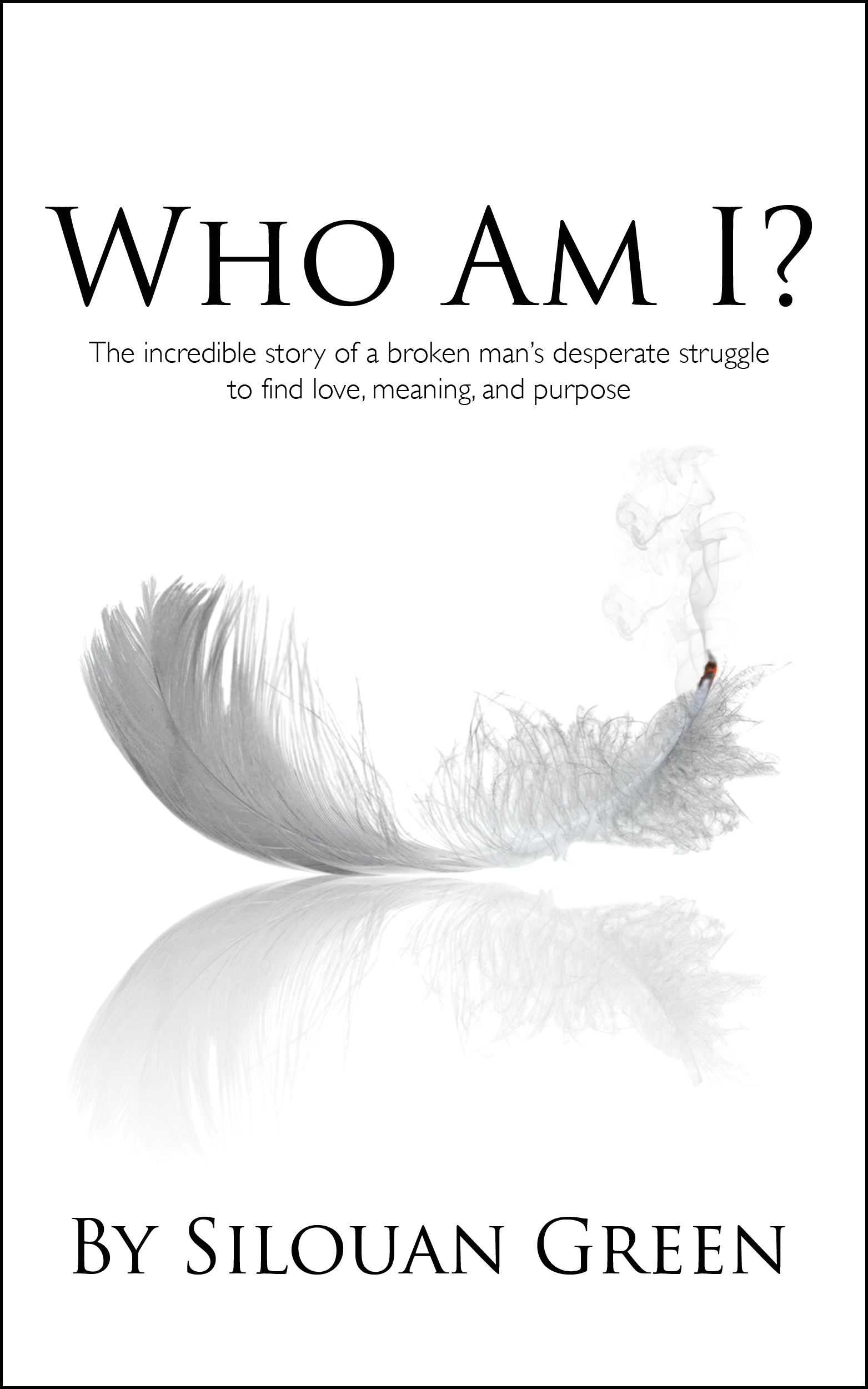 Who Am I? - Book - Click Image to Close